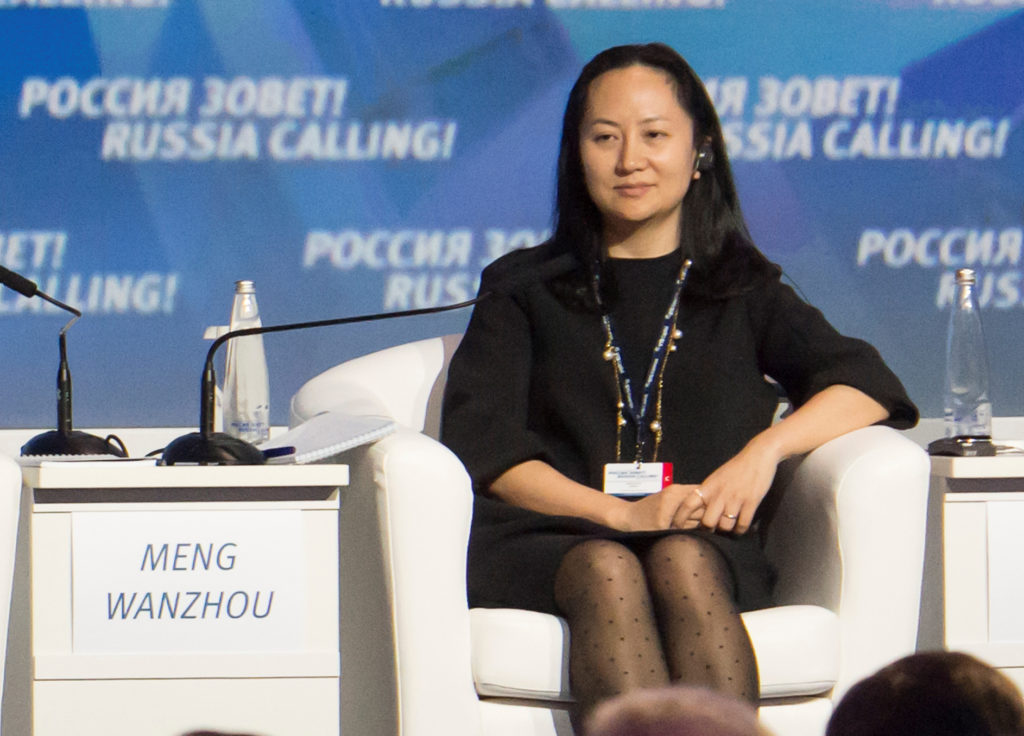 China demands Canada release Huawei executive arrested in Vancouver
