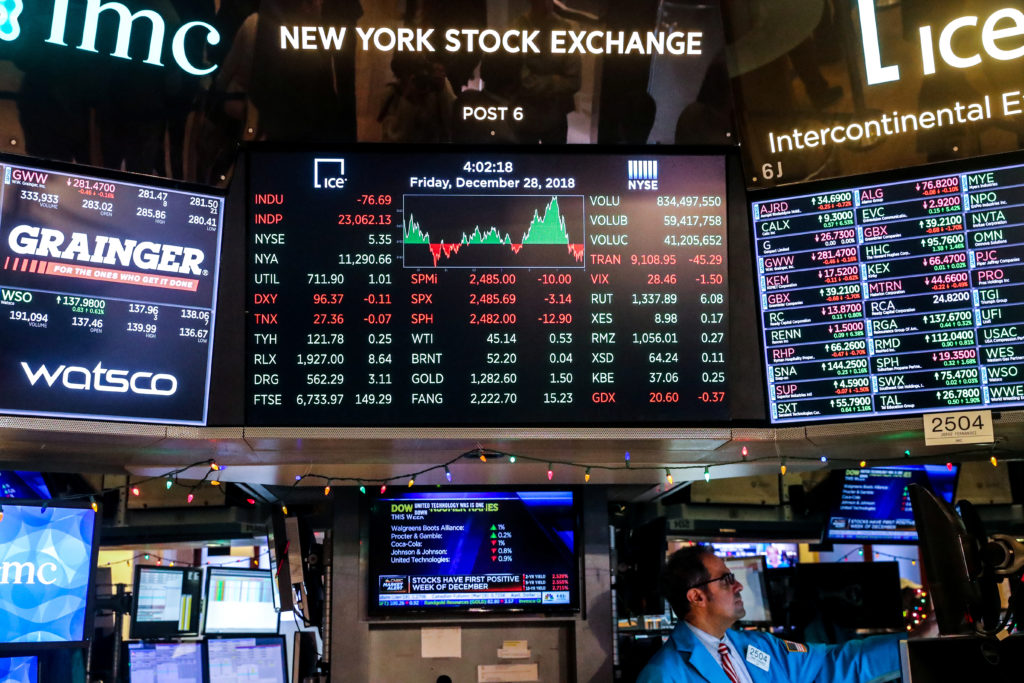 Stock market suffers worst year since 2008 financial crisis | PBS NewsHour