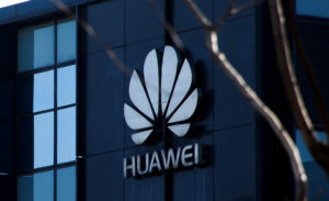 Huawei is arguing a U.S. law that would limit its American sales of telecom equipment is unconstitutional. Photo by Thomas Peter/Reuters