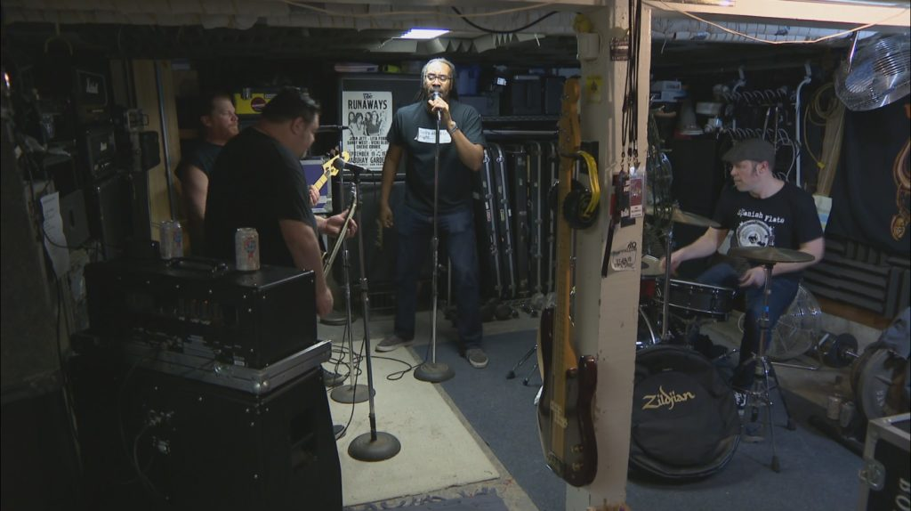 For decades, Chicago punk rockers embrace their unconventional hobby