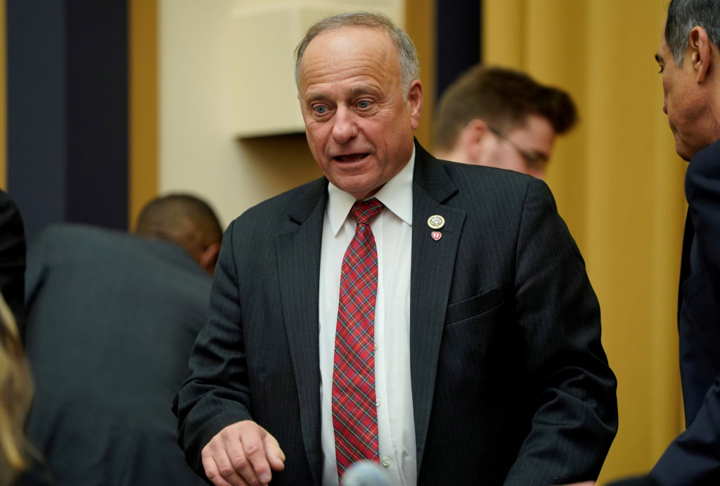 White House: Rep. Steve King's white supremacy remarks 'abhorrent'