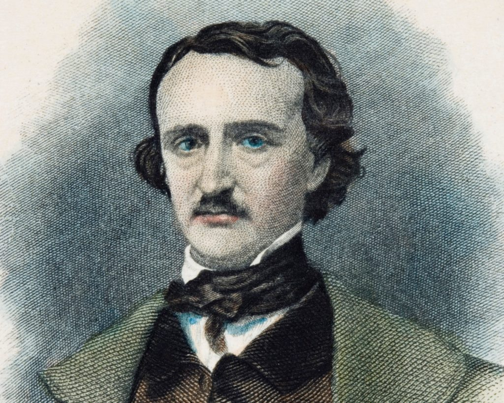 Edgar Allan Poe's greatest mystery was his death