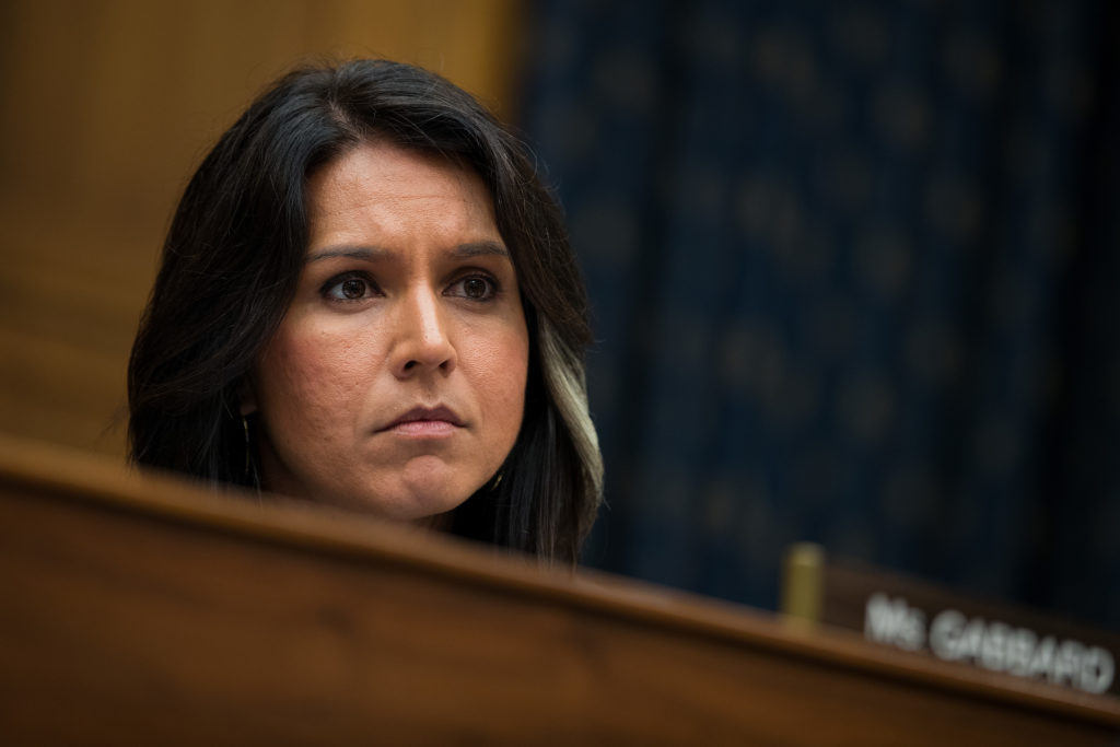 What does Tulsi Gabbard believe? Where the candidate stands on 7 issues