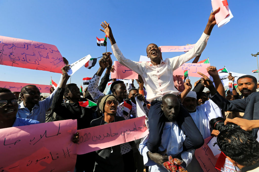 Sudan's chief prosecutor says 24 killed in ongoing unrest