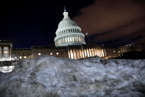 Advocates for public service jobs say they are concerned potential applicants will be deterred from working in the federal government because of the shutdown. Yuri Gripas/Reuters