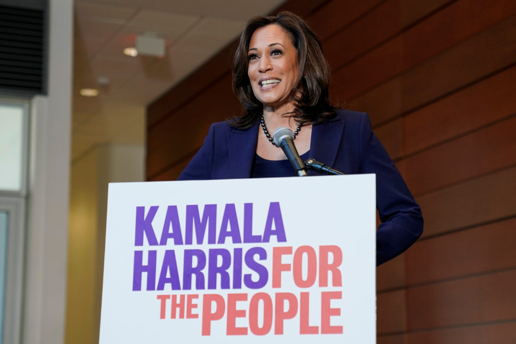 What does Kamala Harris believe? Where the candidate stands on 9 issues