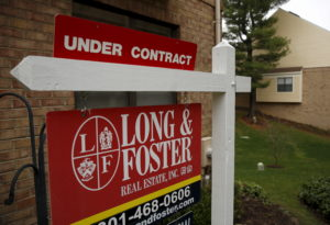 Home sales have slowed after years of strong price growth, National Association of Realtors data showed Tuesday. Photo by Gary Cameron/Reuters