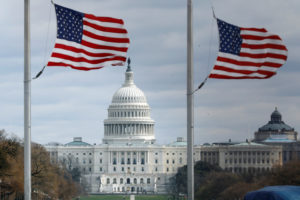 An AP poll shows Democrats are far more likely than Republicans to feel negative about the direction of the country, but even Republican pessimism is on the rise. Photo by Yuri Gripas/Reuters