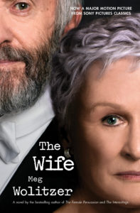 """""""The Wife"""" by Meg Wolitzer. Credit: Simon & Shuster."""