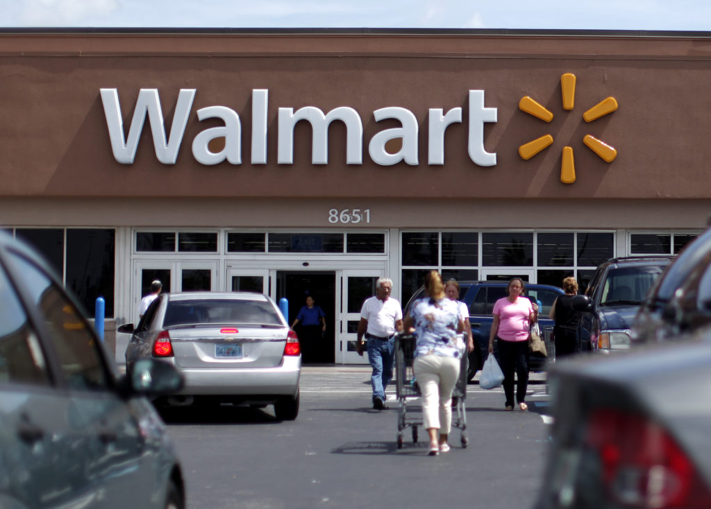 Walmart is getting rid of greeters, worrying workers with