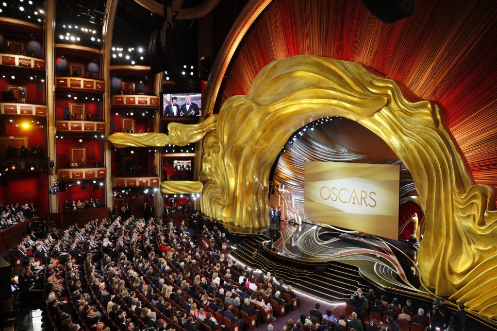 91st Academy Awards - Oscars Show - Hollywood, Los Angeles, California, U.S., February 24, 2019. Diego Luna (L) and Chef J...