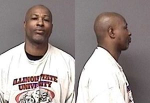 Mugshot of Gary Martin courtesy of Aurora Illinois Police Department