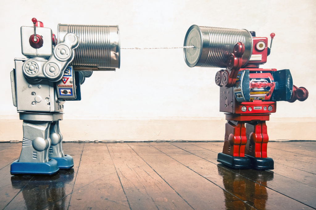 Caller ID won't always tell you it's a robot doing the dialing. Photo by Charles Taylor/via Adobe Stock