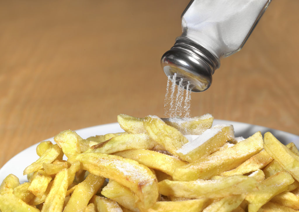 Can too much salt lead to bad skin? | PBS NewsHour