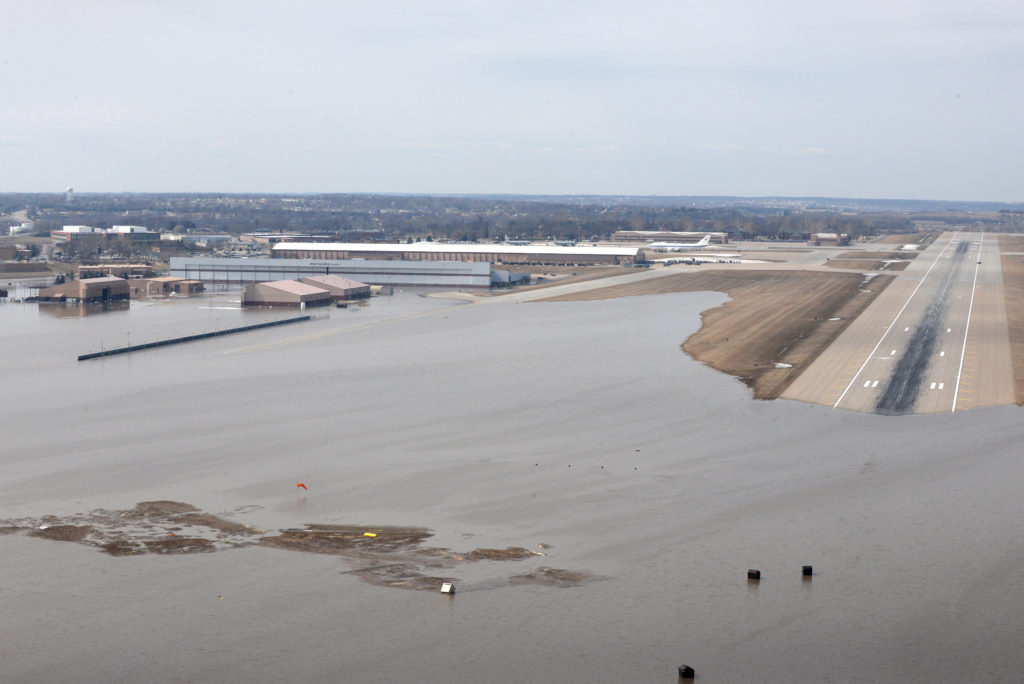 Midwest floods foreshadow national security threat posed by climate change