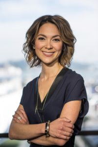 Author and journalist Emily Chang. Credit: David Paul Morris