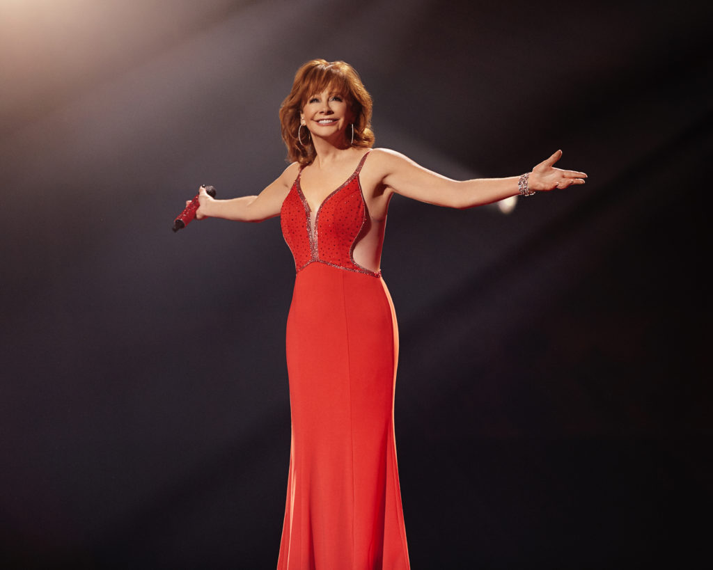 The only woman ranked among Billboard's top 10 country music artists of all time, Reba McEntire said she is disappointed but not surprised that so few women have found similar success in the country music industry. Photo courtesy of Justin McIntosh/Reba's Business Inc.