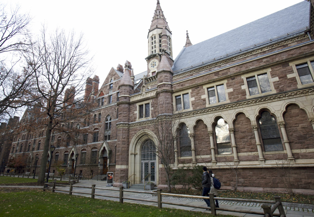Justice Department says Yale discriminates against Asian, white applicants