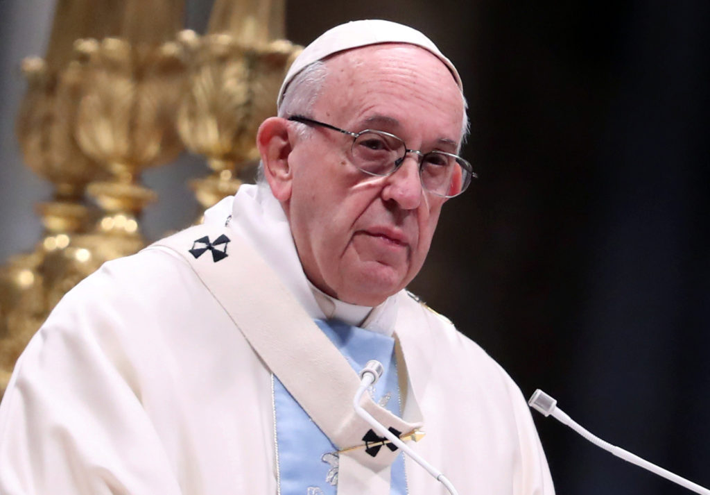 Pope Francis requires sex abuse allegations be reported to Vatican