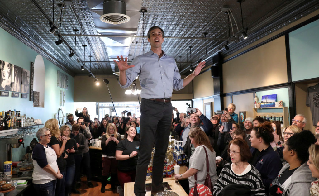 AP fact check: O'Rourke on climate, Trump on 'no collusion ...