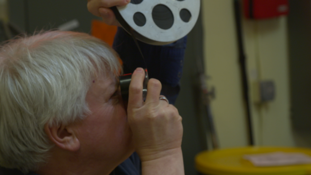 Filmmaker unearths historical treasures in home movies