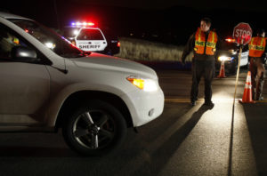 DUI traffic stop