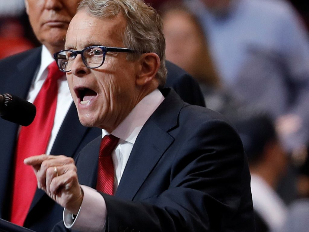 Ohio governor signs ban on abortion after 1st fetal heartbeat