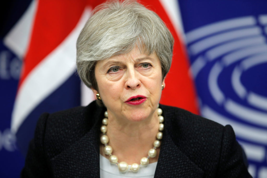 How Brexit became a 'glass cliff' for Theresa May | PBS NewsHour