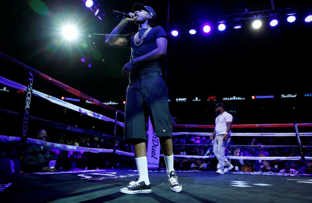 Grammy-nominated rapper and entrepreneur Nipsey Hussle shot