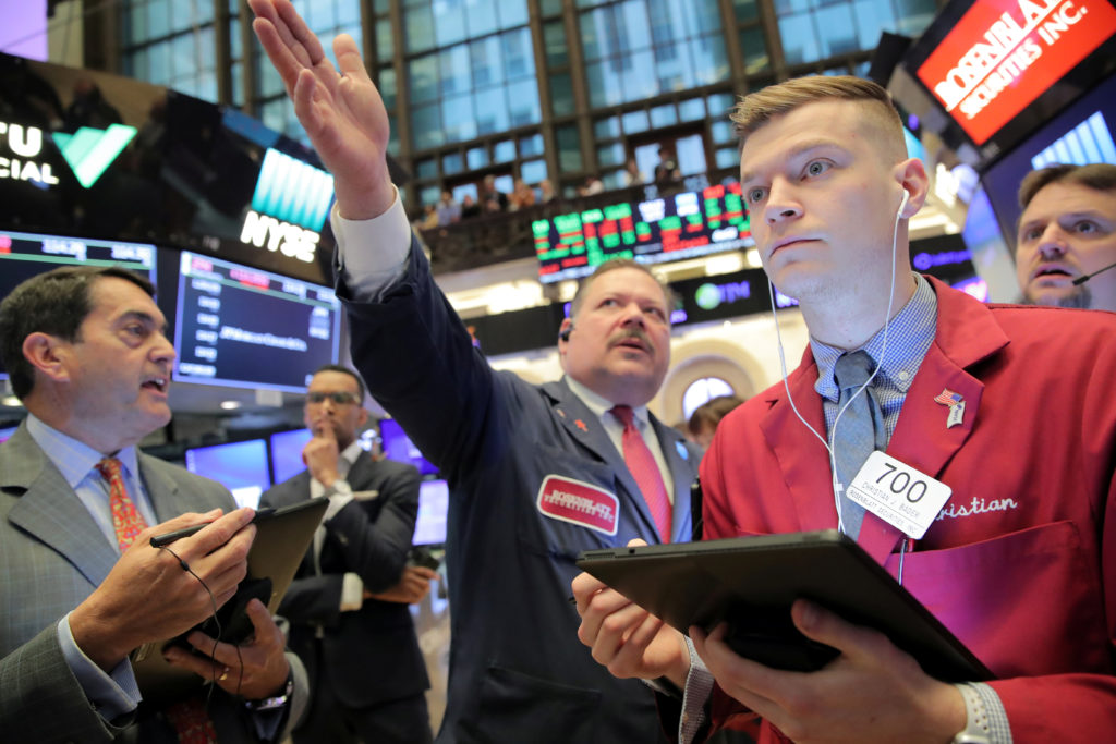 The stock market just hit a record high. What's changed since December's low?