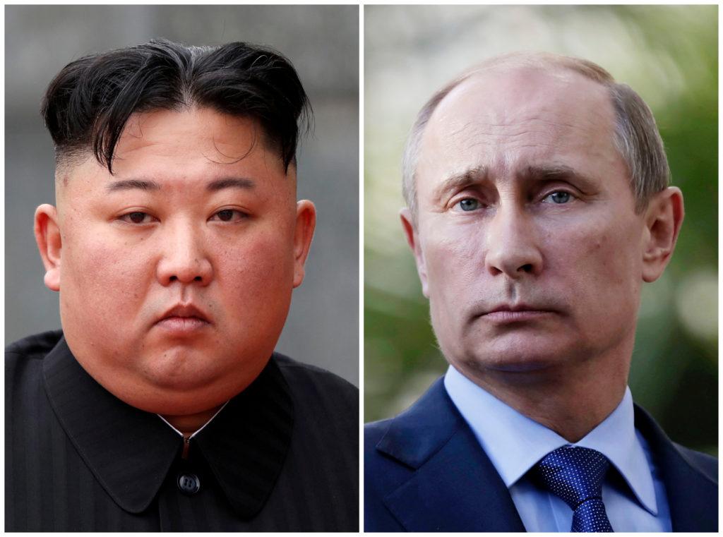 North Korea leader Kim to meet with Putin in Russia