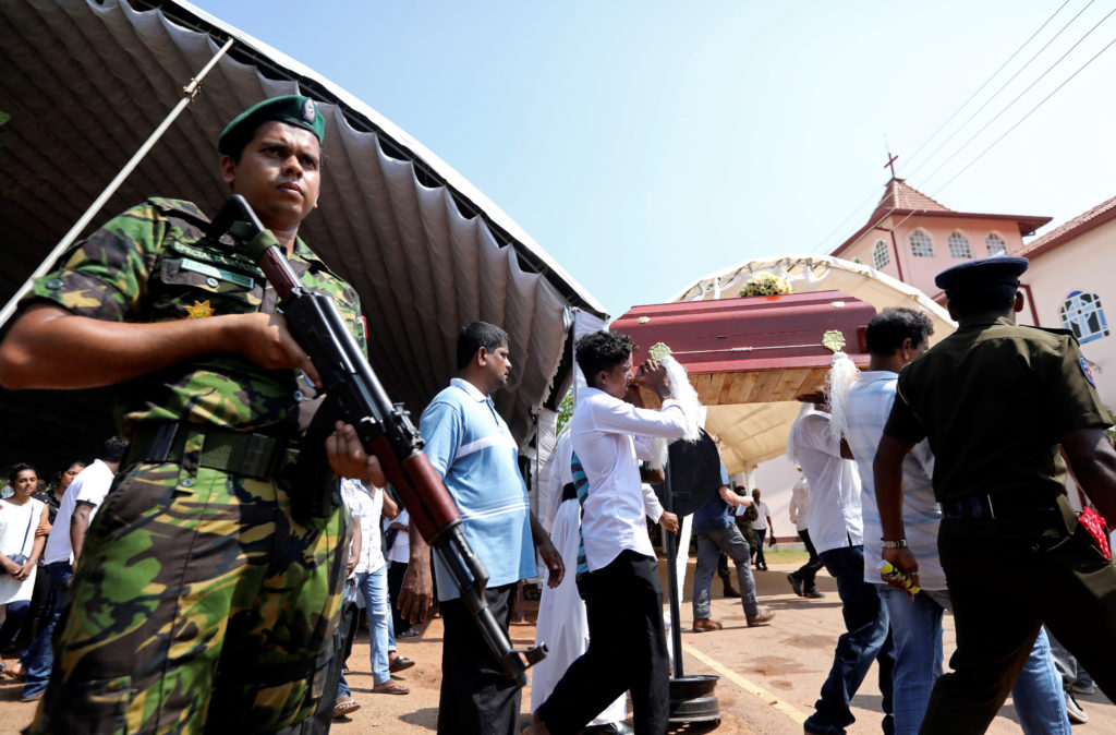 Sri Lanka bombers were highly educated, official says