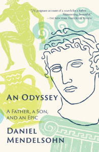 """An Odyssey,"" by Daniel Mendelsohn. Courtesy Penguin Random House"