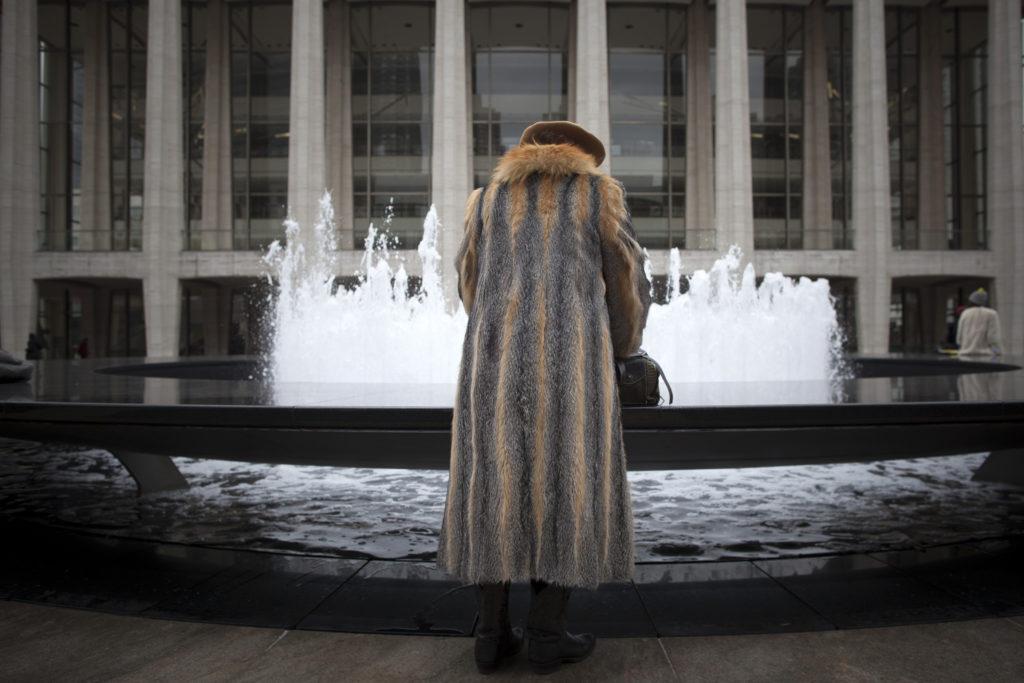 Fashion capital New York considers banning sale of fur