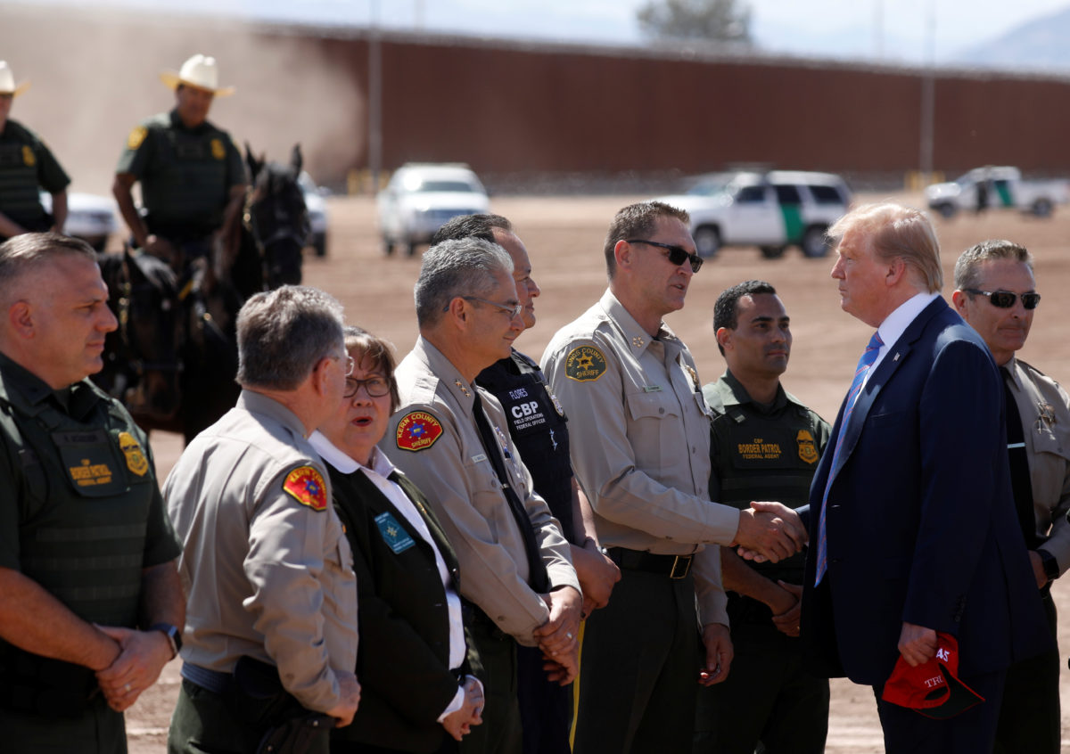 Donald Trump: Barack Obama 'Built the Cages' for Children Crossing the Border