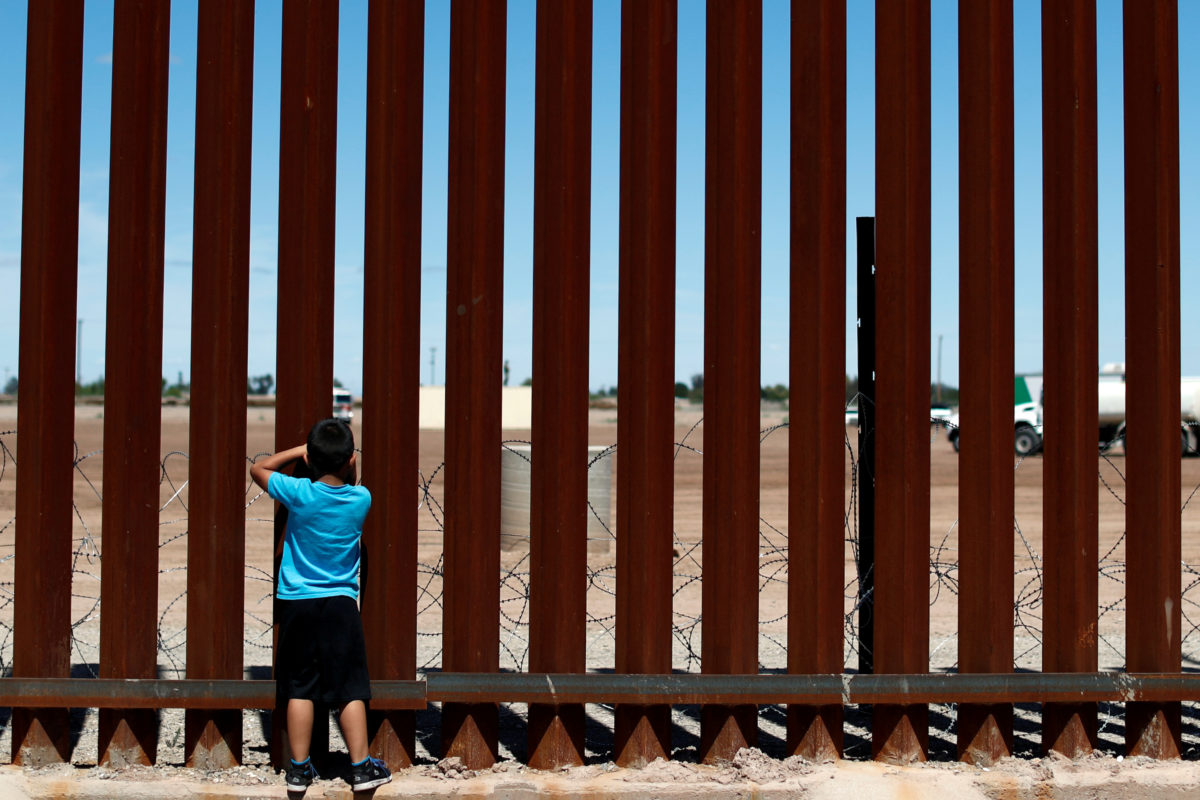 Democrats prepare border bills, say Trump enflames problem