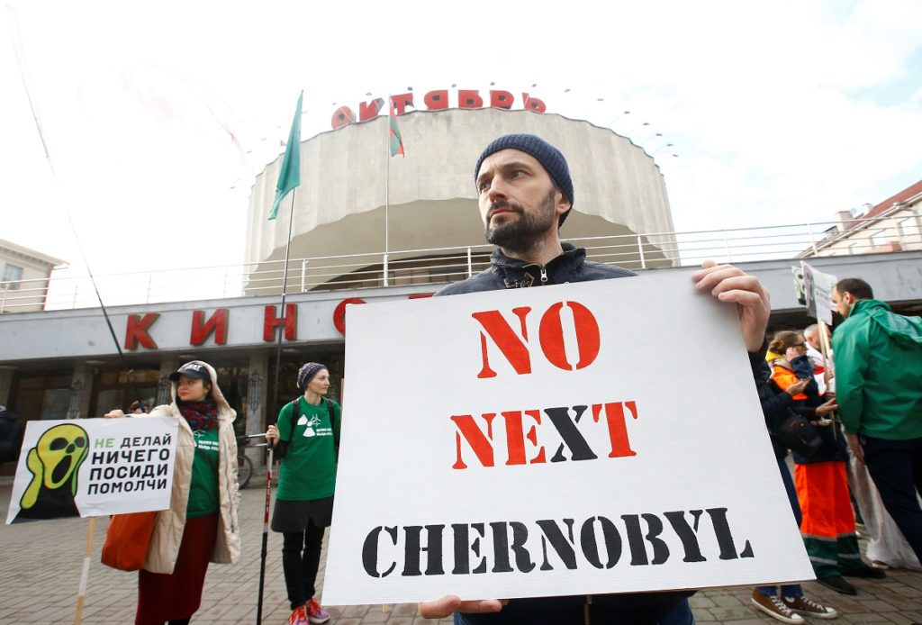 The impact of Chernobyl's nuclear disaster 33 years later