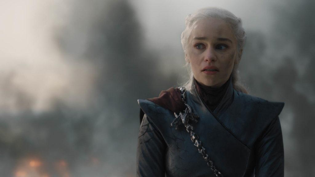 "Actor Emilia Clarke as Daenerys Targaryen in ""Game of Thrones."" Pho…"