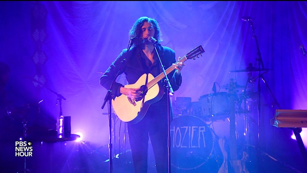 On new album, Hozier makes us face the music