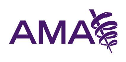 AMA logo.