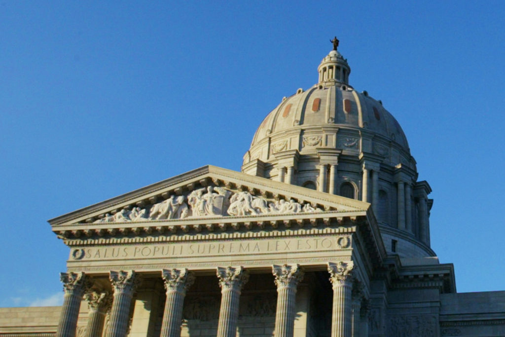 Missouri's GOP-led legislature passes 8-week abortion ban