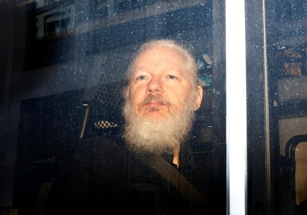 U.S. charges WikiLeaks founder Julian Assange with publishing classified info