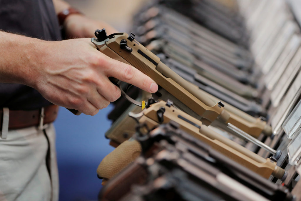 How states have moved to make gun laws while Congress is