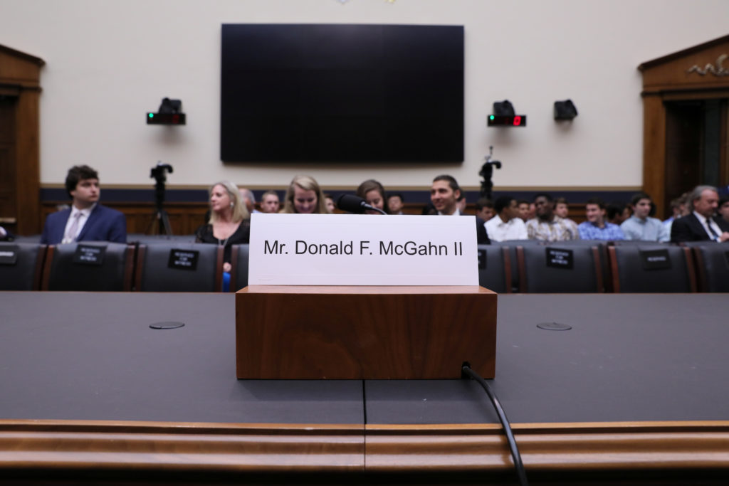 McGahn was a no-show. What's next for the Trump obstruction probe?
