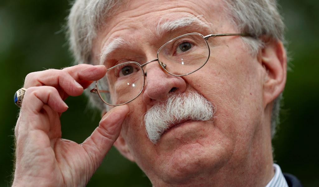 John Bolton fails to appear before impeachment investigators