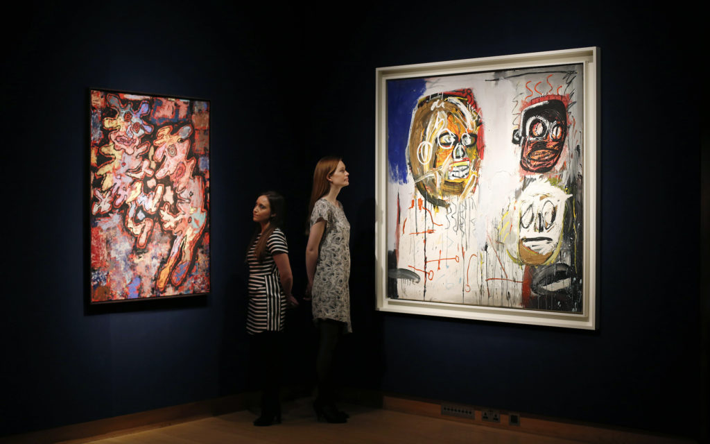 With East Village exhibition, the art of Jean-Michel Basquiat comes home
