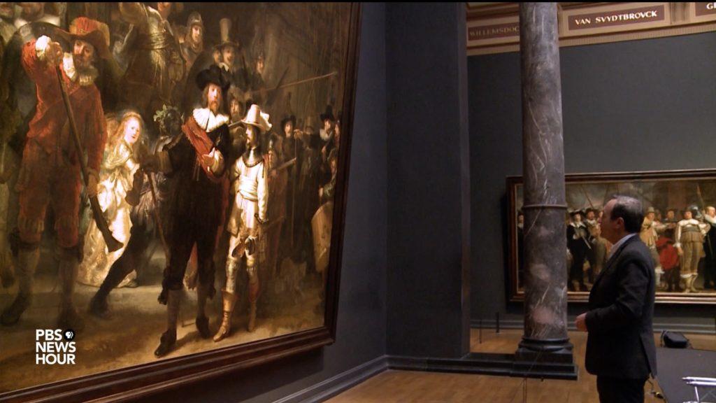 For the first time ever, 'All the Rembrandts' are on display in Amsterdam
