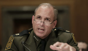U.S. Border Patrol Chief Mark Morgan testifies before the Senate Committee on Homeland Security & Governmental Affairs on November 30, 2016. Photo by Glenn Fawcett/U.S. Customs and Border Protection