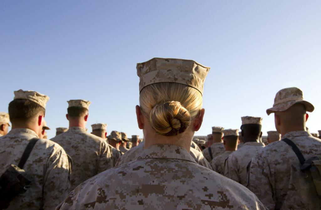 Combat veteran Sen. Tammy Duckworth on sexual assault in the military