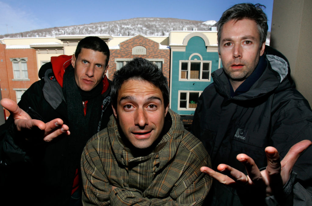 The Beastie Boys on rap, friendship and taking a stand for their values